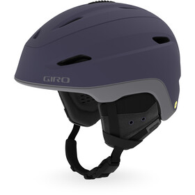 Giro Zone MIPS Helm Heren, matte midnight/charcoal